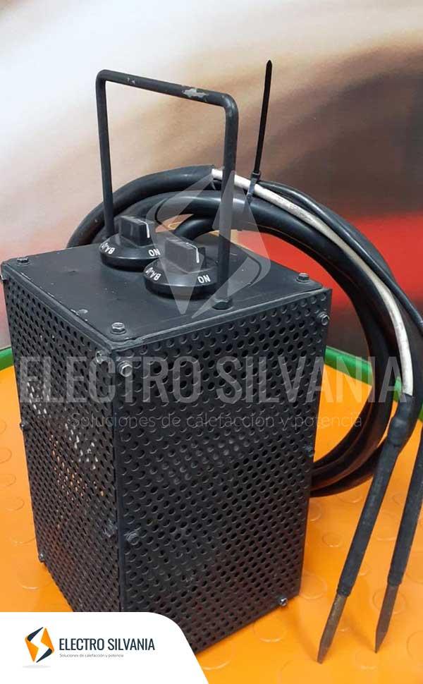 banco de carga resistivo 4KW 110v