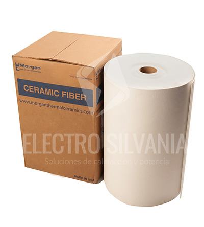 papel cerámico aislamiento térmico morgan