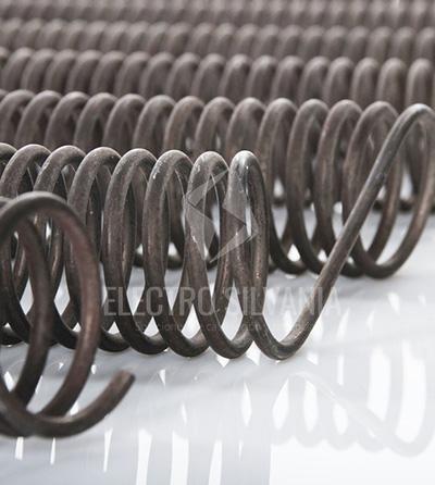 electrosilvania resistencia en espiral