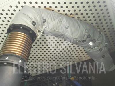 soluciiones de calefacción aislamiento de tuberías